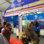 Tangerang Expo 2020 Resmi Dibuka, Stand Kecamatan Jatiuwung Kosong ?
