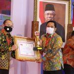 Kota Tangerang Raih Penghargaan Pengelola Pengaduan Terbaik Dari Kemenpan RB
